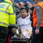 Ulster confirm Marty Moore's season is over after ankle ligament injury
