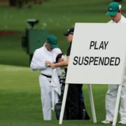 Masters 2019: Groupings announced as practice round suspended due to thunderstorms
