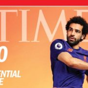 Liverpool's Mo Salah graces TIME cover as magazine reveals 100 most influential people