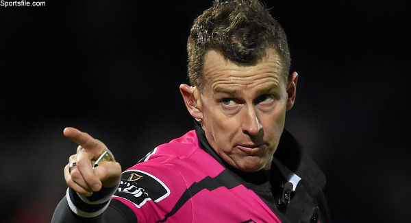 Nigel Owens calls for respect in rugby homophobia controversy