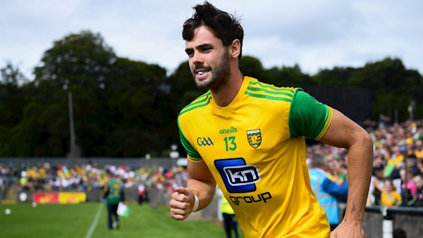 Odhrán Mac Niallais opts out of Donegal panel for 2019