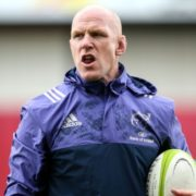 Paul O'Connell dismisses talk of a return to Munster coaching role