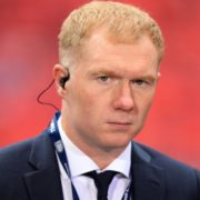 Paul Scholes charged with betting-related misconduct by the FA