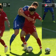 WATCH: Dive Or Penalty? What Do You Think Of This?