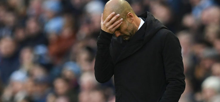 Terrible News For Man City As Key Man Faces Time Off With Injury