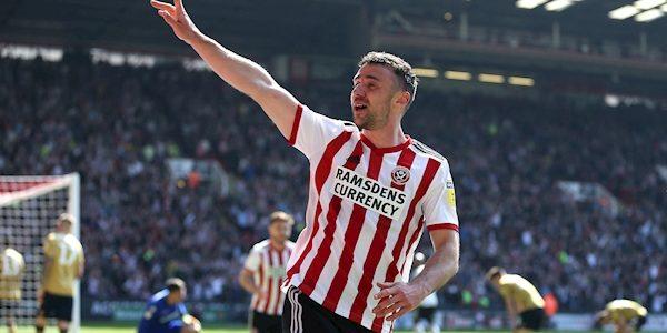 Enda Stevens' goal helps boost Sheffield United's promotion prospects