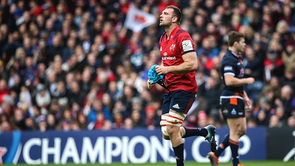 Murray: Ref got controversial Tadhg Beirne call right