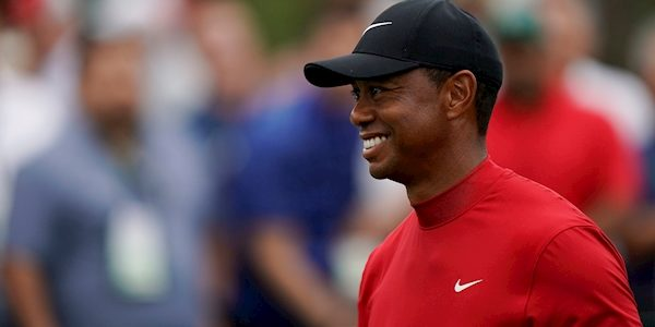 Tiger Woods has won the Masters