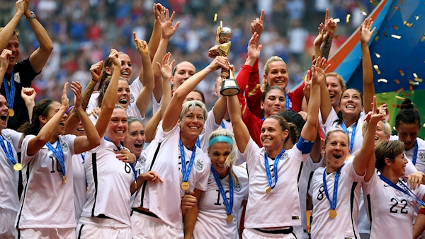 FIFA Women's World Cup to be broadcast free-to-air in Ireland