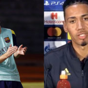 WATCH: Chris Smalling Reveals His Plan for Dealing with Lionel Messi