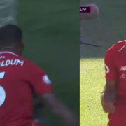 WATCH: Wijnaldum Smashes It Into The Back Of The Net