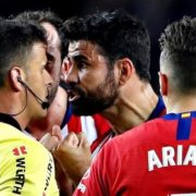 BREAKING: Diego Costa handed HUGE ban following abusive language towards referee