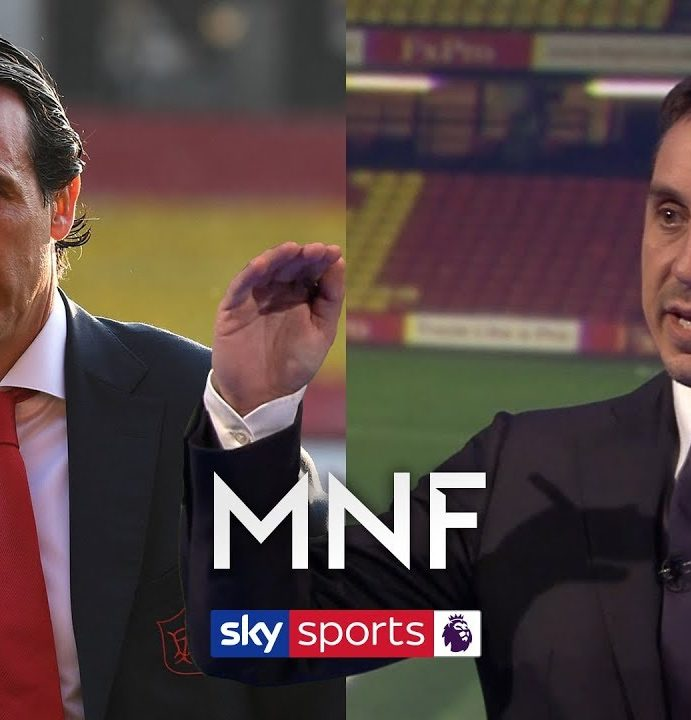 Do Gary Neville and Jamie Carragher think Arsenal will finish in the top four?   MNF