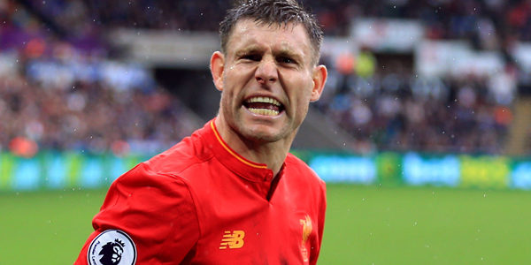 James Milner to become Man Utd fan for first time ever in tomorrow's Manchester derby