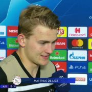 Matthijs de Ligt: We should have scored more! Ajax captain reacts to remarkable win