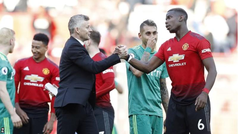 WATCH: Ole Talks About The Paul Pogba To Real Madrid Rumours