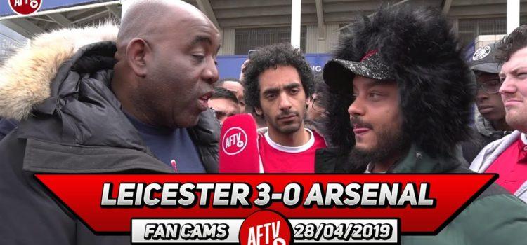 "WATCH: ""It's a F****** Joke Blud! It's A F****** Joke Fam!"" Troopz Rant – ArsenalFanTv"