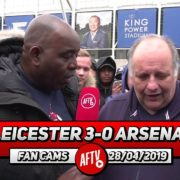 "WATCH: ""None Of Them Are Fit To Wear The Arsenal Shirt!!"" (Claude Rant) – ArsenalFanTV"