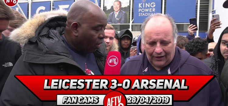 """WATCH: """"None Of Them Are Fit To Wear The Arsenal Shirt!!"""" (Claude Rant) – ArsenalFanTV"""