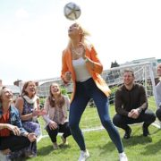 Top sportspeople calling for greater promotion of women's sport