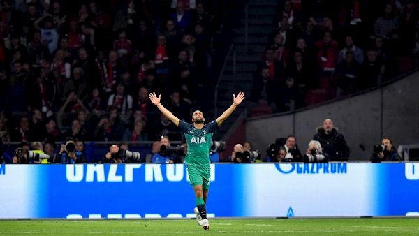 Champions League sees second amazing comeback in two nights