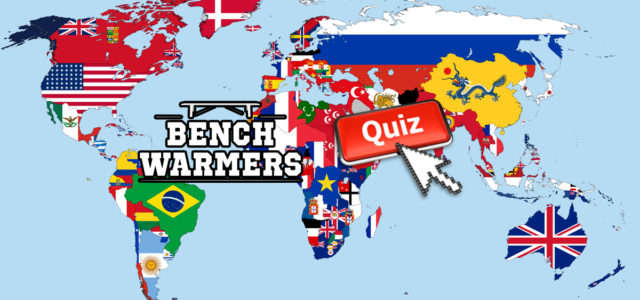 BenchWarmers ultimate which clubs belong to which country quiz