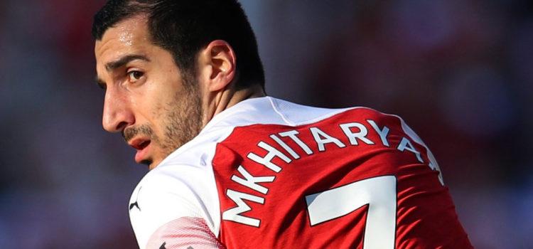 Arsenal fans launch petition to #BoycottBaku in solidarity with Henrikh Mkhitaryan