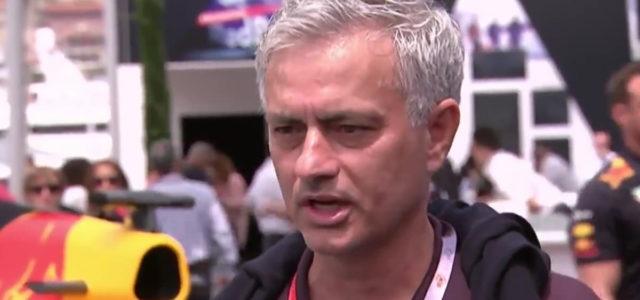 WATCH: José Mourinho reveals his plans for the future