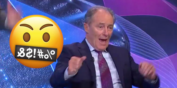WATCH: Brian Kerr's expletive laden reaction to Spurs epic comeback