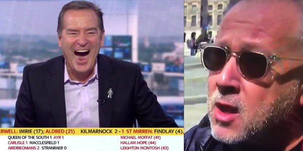 WATCH: Spurs fan steals the show on Sky Sports News with story of how he's going to the UCL final