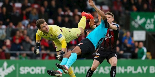 Airtricity League wrap: 10-man Bohs suffer late defeat