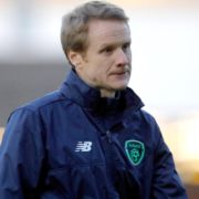 O'Brien hails luckless U17s who 'represented Ireland brilliantly'