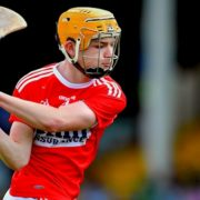 Late free earns Cork minors a draw against Limerick