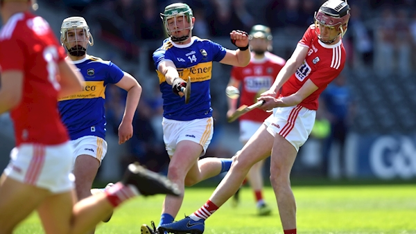Double from Jack Cahalane sets Cork on the road to victory over Tipp