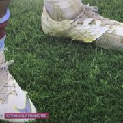 WATCH: Jack Grealish reveals the story behind his dishevelled football boots