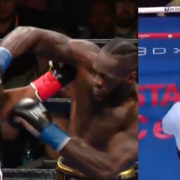 WATCH: Wilder's Punch That Knocked Out Breazeale Last Night Is The Same Punch He Landed On Fury