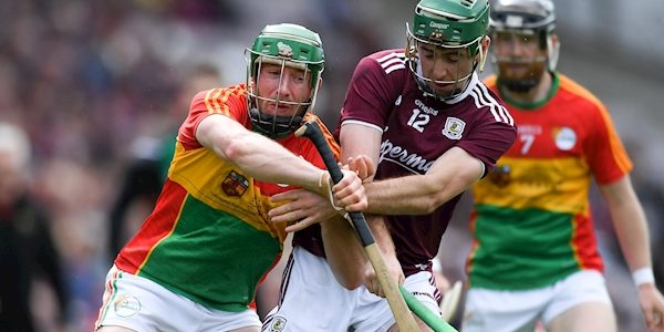 Galway dispatch of Carlow despite poor performance