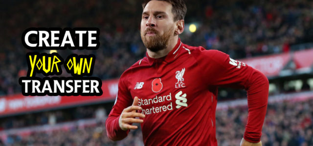 BenchWarmers ultimate transfer rumour generator – create your own transfer