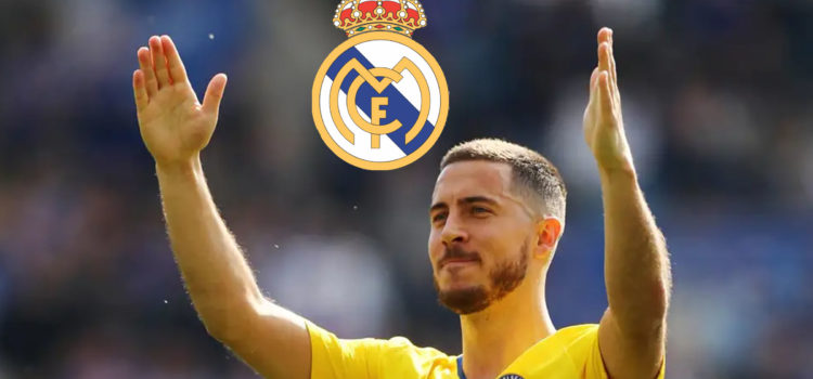Real Madrid Reveal When They're Going To Sign Hazard And How Much They'll Sign Him For