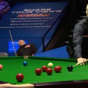 WATCH: John Higgins 'Falls Asleep' During Televised Snooker Match