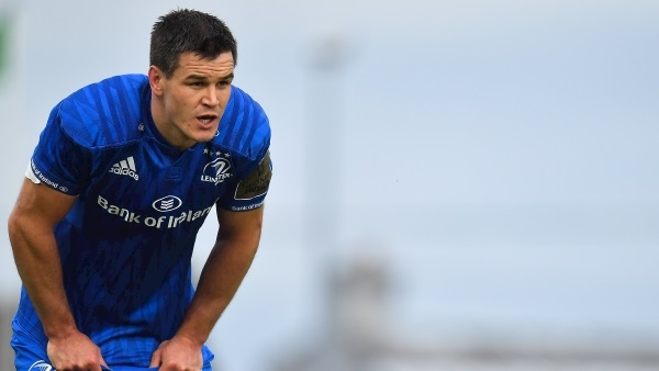 Sexton recalled for Leinster's Pro14 title defence against Glasgow