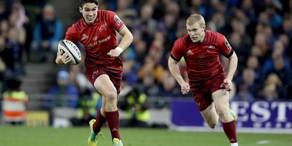 Joey Carbery and Keith Earls look set to return for Munster-Leinster semi-final