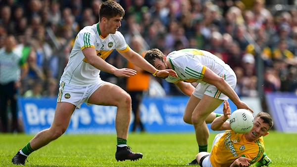 Meath struggle to get past Offaly in Leinster Football opener