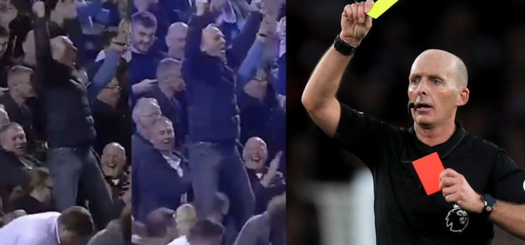 WATCH: Mike Dean Goes Absolutely Mental Celebrating Tranmere's Playoff Win