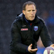Mike Prendergast appointed Racing 92 attack coach