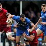Leinster ease into PRO14 decider with victory over Munster