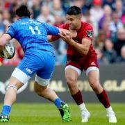 Johann van Graan says 'discipline' the difference between Munster and Leinster performances