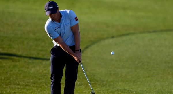 Paul Dunne and Michael Hoey in contention after first round in Made In Denmark event