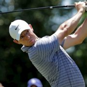 Rory McIlroy shares lead at Wells Fargo