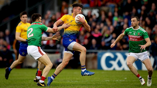 Late point secures famous win over Mayo and sends Roscommon into Connacht final